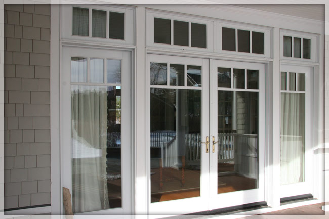 Folding Patio Doors, Exterior Folding Doors Riviera Doorwalls ...