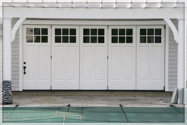 Folding Exterior Patio Doors 650 x 433